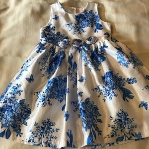 👗Wonder Nation new w/out tags spring dress S 12